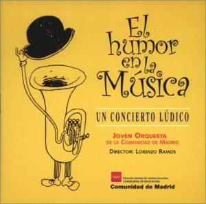 El humor en la música